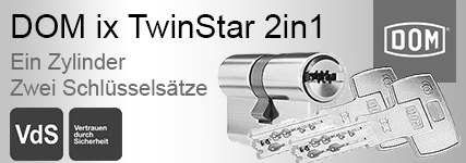 DOM ix TwinStar 2in1 VdS